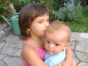 Lisa e Pietro qualche tempo fa...